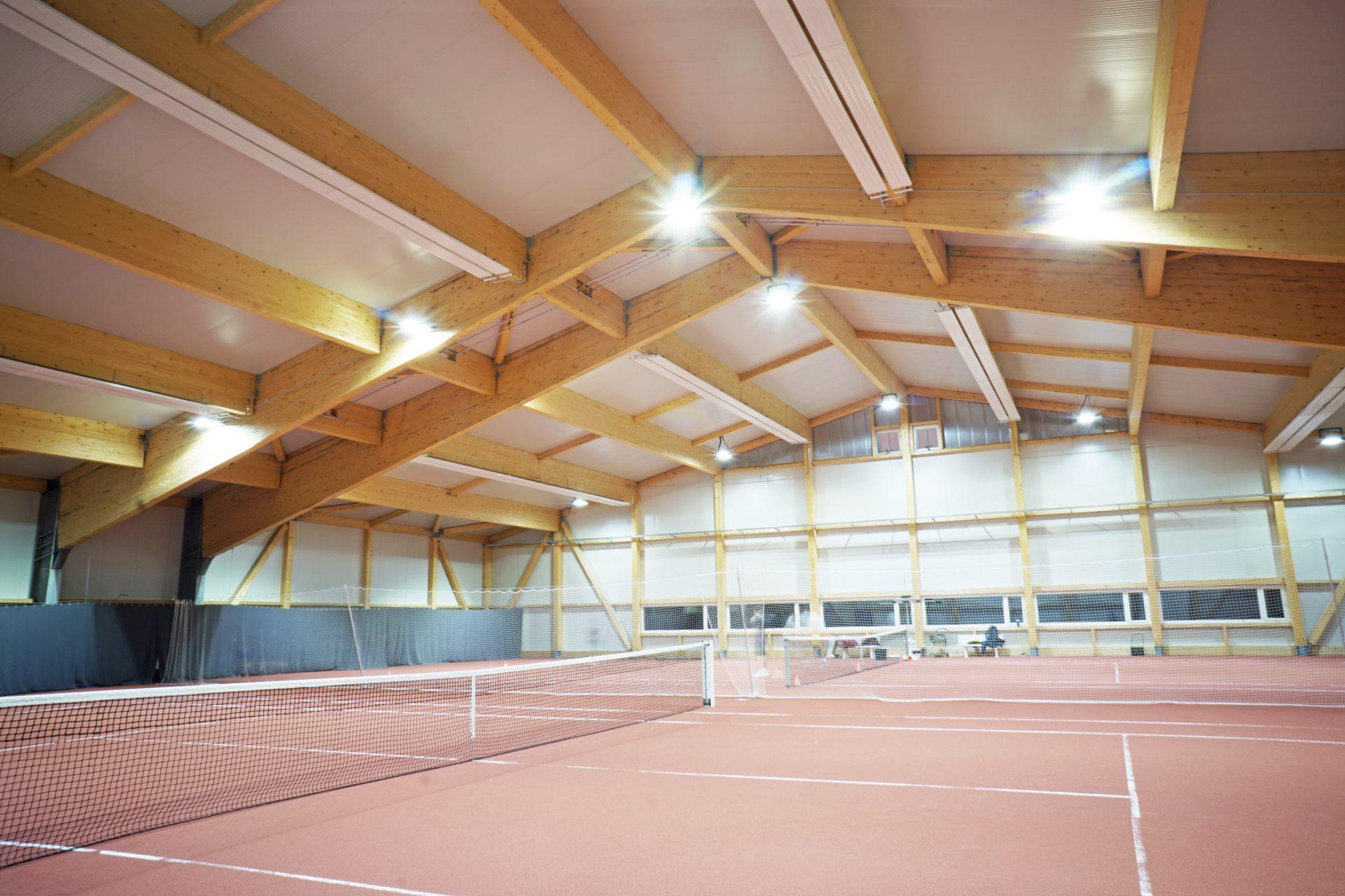 Tennishalle Möhlin